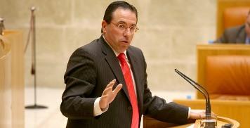Intervención en el Parlamento de La Rioja